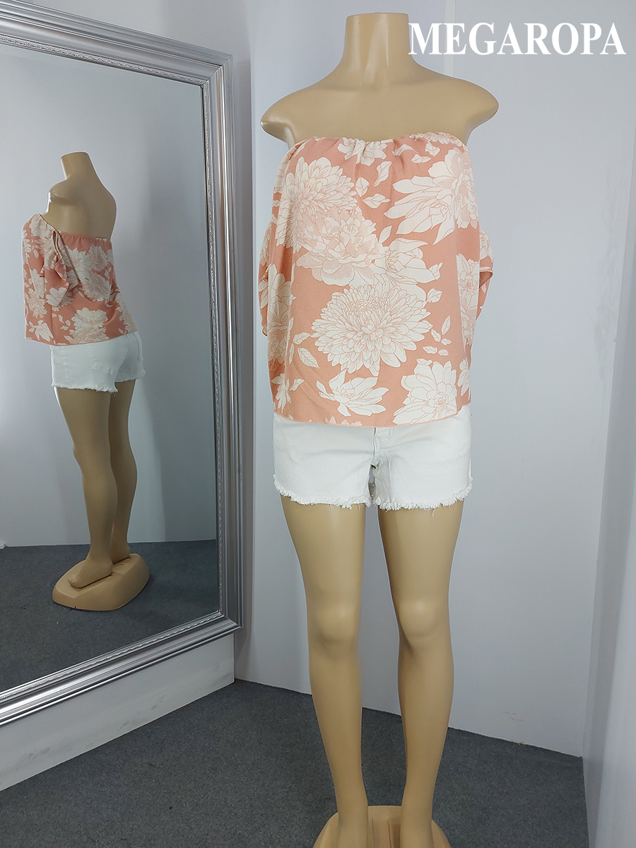 Outfit Short REFUGE + Blusa COOKIES