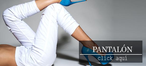 pantalón y mangano