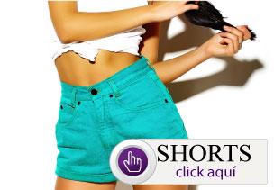 short de mujer